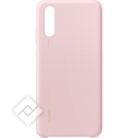 HUAWEI SILICONE COVER PINK P20