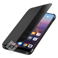 HUAWEI VIEW FLIP COVER BLK P20