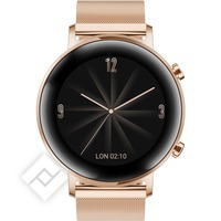 HUAWEI WATCH GT2 ELEGANT 42MM REFINED GOLD