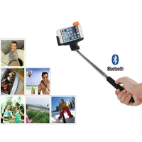 i12Cover Selfie Stick met Bluetooth afstandsbediening in handvat