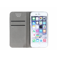 i12Cover Universal Case 4.5 - 5 Inch Smart magnetic Closure