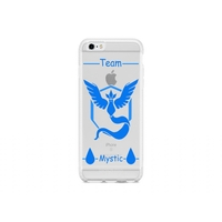 i12Cover Apple Iphone Se TPU Case Pokemon Go Team Mystic