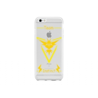 i12Cover Apple Iphone 5 TPU Case Pokemon Go Team Instinct