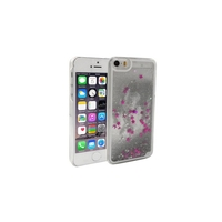 i12Cover Apple Iphone 5 Case met bewegende glitter achterzijde