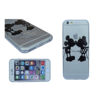 i12Cover Apple Iphone 6 softcase hoesje met Mickey & Minnie Mouse