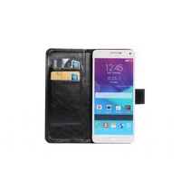 i12Cover Universal Luxury Book Case for 4,8-5,3 inch smartphones