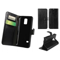 i12Cover Samsung Galaxy S5 mini Wallet Book Case