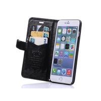 i12Cover Apple Iphone 6 Plus Wallet Case Premium