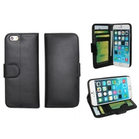 i12Cover Apple Iphone 6 Book Wallet Case van i12Cover