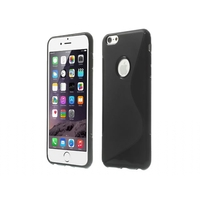 i12Cover Iphone 6 Plus Siliconen Hoesje S-Line
