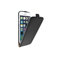 i12Cover Stijlvolle lederen Flip Case voor Iphone 6 Plus