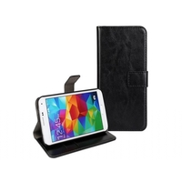 i12Cover Leren Wallet Book Case voor Samsung Galaxy S5