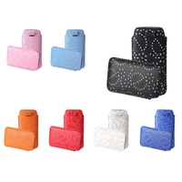 I12COVER UNIVERSAL BLING SLEEVE FOR SMARTPHONES