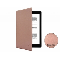 i12Cover Kobo Glo Hd Hoes Slim-fit sleep cover Rose Gold