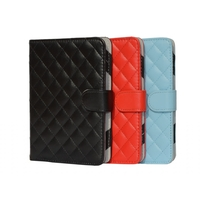i12Cover Kobo Touch 2.0 Book Cover with Quilted Pattern