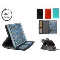 I12COVER 7 INCH TABLET CASE MET 360 GRADEN DRAAIBARE MULTI-STAND