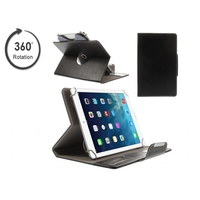 i12Cover 10.1 inch Tablet case met 360 graden draaibare Multi-stand