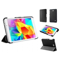 I12COVER TRIFOLD SLIM CASE FOR SAMSUNG GALAXY TAB 4 NOOK