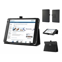i12Cover Stand Case voor de Huawei MediaPad M1 Tablet