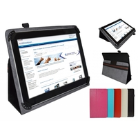 i12Cover Folding hoesje voor 9 inch tablets