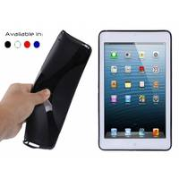 i12Cover X Shape TPU Gel Case voor de Ipad Mini Retina