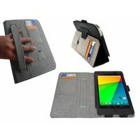 i12Cover Diamond Class Stand Case voor Google Nexus 7 2013