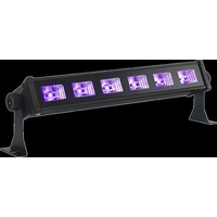 Ibiza BARRE A LED UV 6 X 3W (LED-UVBAR6)