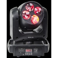 Ibiza LYRE A EFFET BEE 4X10W (BEE40-LED)