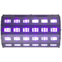 Ibiza UV LED LICHTEFFECT 24 x 3W (LED-UV24)
