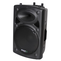 Ibiza ACTIEVE SPEAKERBOX 15inch/38CM 800W MET USB-MP3  & BLUETOOTH (SLK15A-BT)