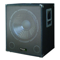 Ibiza ACTIEVE SUBWOOFER 18inch/46CM 1200W  (SUB18A)