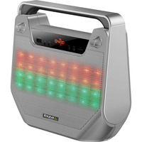 Ibiza STAND-ALONE ACTIEVE 4inch LUIDSPREKER MET BLUETOOTH, USB, SD & LED PANEEL (FREESOUND40-SI)
