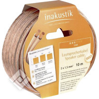 INAKUSTIK SPEAKER CABLE RING 1.5MM