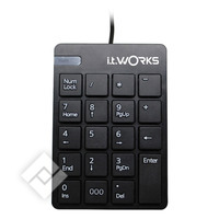 IT WORKS NUMPAD USB PC