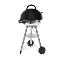 Jamie Oliver Tall boy barbecue 43 cm noir, Barbecue