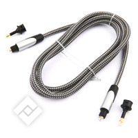 Câble / fiche audio OPTICAL CABLE 1.5M