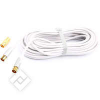 JVC COAX MM ADA FF 10M WHITE