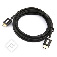 JVC HDMI CABLE STANDARD 3M