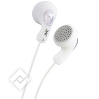 JVC GUMY HA-F14 WHITE
