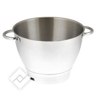 KENWOOD 36385B CHEF INOX BOWL