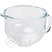 KENWOOD AX550 KMIX GLASS BOWL
