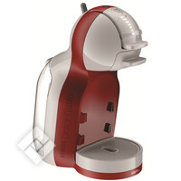 KRUPS DOLCE GUSTO MINI ME KP1205 RED/GREY