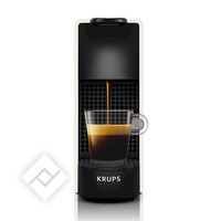 KRUPS XN111110 ESSENZA MINI AEROCCINO WHITE