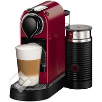KRUPS NESPRESSO CITIZ & MILK XN760510 RED