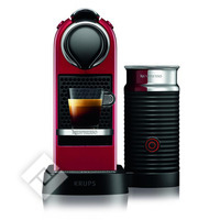 KRUPS NESPRESSO ORIGINAL XN76510 RED