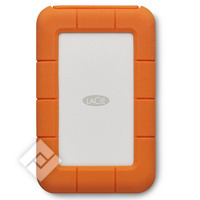 LACIE RUGGED 2TB USB-C