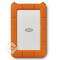 LACIE RUGGED USB-C 4TB (STFR4000800)