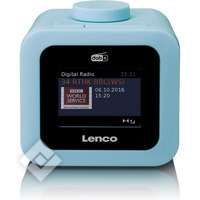 LENCO CR-620BLU