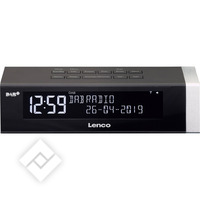 LENCO CR-630BLK