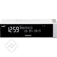 LENCO CR-630WHT